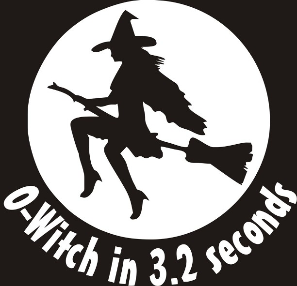 0-Witch in 3.2 seconds
