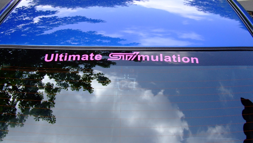 Ultimate STi mulation